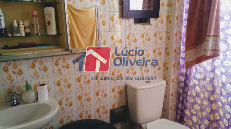 14 BANHEIRO - Apartamento 2 quartos. - VPAP21083 - 16