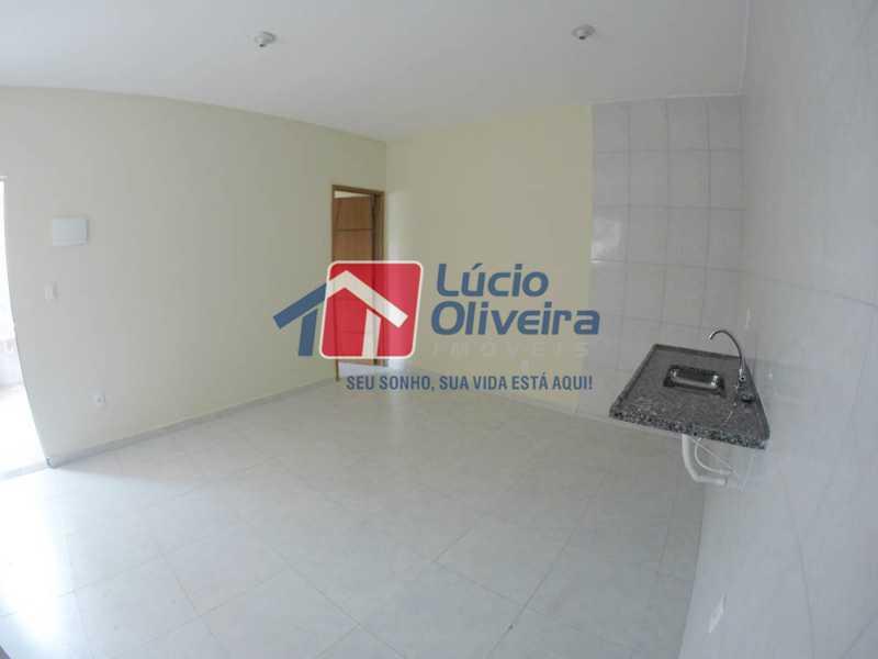 Apartamento 4-6 - Casa para aluguel. - VPCA10018 - 15