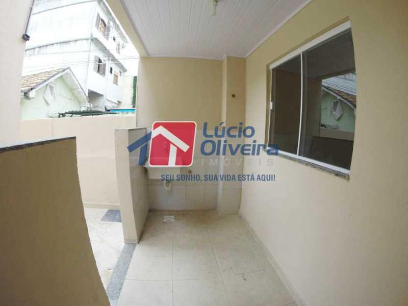 Apartamento 4-11 - Casa para aluguel. - VPCA10018 - 17