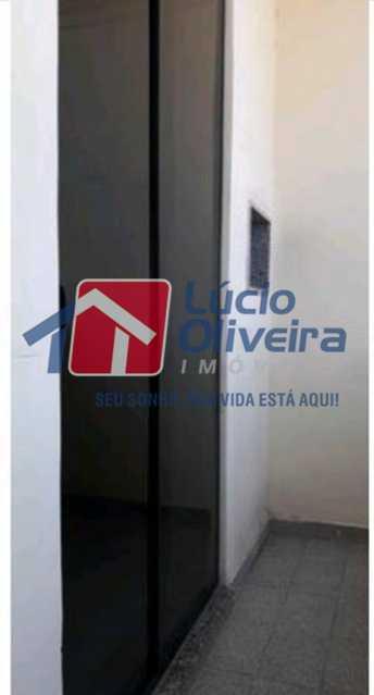 12-Varanda quarto - Apartamento para venda. - VPAP21087 - 13