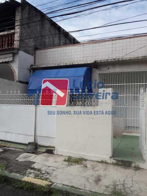 1-Frente Casa 2 - Casa de Vila À Venda - Olaria - Rio de Janeiro - RJ - VPCV20044 - 17