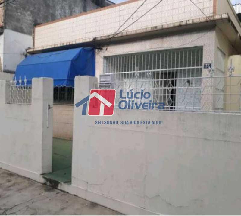 2-Frente Casa - Casa de Vila À Venda - Olaria - Rio de Janeiro - RJ - VPCV20044 - 18