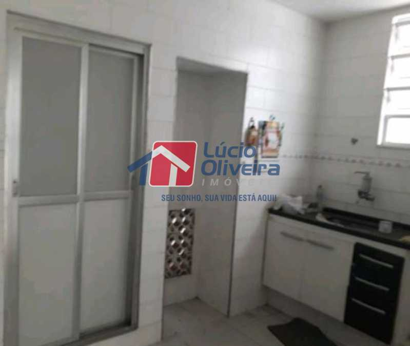 12-Cozinha. - Casa de Vila À Venda - Olaria - Rio de Janeiro - RJ - VPCV20044 - 11