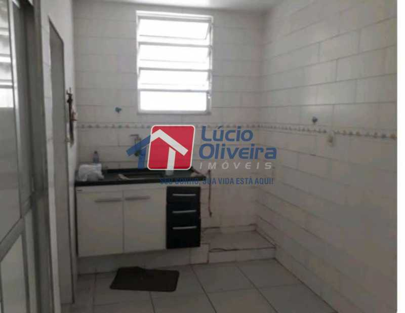 13-Cozinha - Casa de Vila À Venda - Olaria - Rio de Janeiro - RJ - VPCV20044 - 12