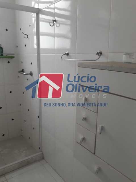 15-Banheiro - Casa de Vila À Venda - Olaria - Rio de Janeiro - RJ - VPCV20044 - 14