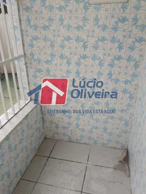 18-Varanda - Casa de Vila À Venda - Olaria - Rio de Janeiro - RJ - VPCV20044 - 16