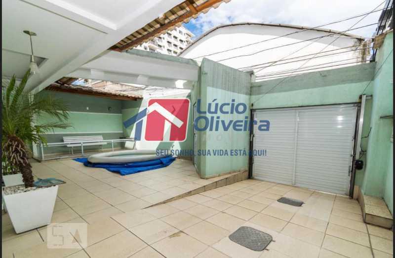 4 portao. - Casa em Condomínio à venda Rua Francisco Scarambone,Vista Alegre, Rio de Janeiro - R$ 1.200.000 - VPCN30009 - 11
