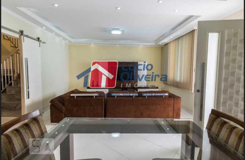 5 sala. - Casa em Condomínio à venda Rua Francisco Scarambone,Vista Alegre, Rio de Janeiro - R$ 1.200.000 - VPCN30009 - 3