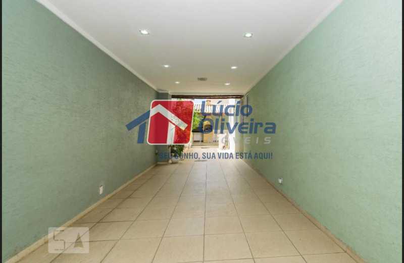 6 garagem. - Casa em Condomínio à venda Rua Francisco Scarambone,Vista Alegre, Rio de Janeiro - R$ 1.200.000 - VPCN30009 - 12