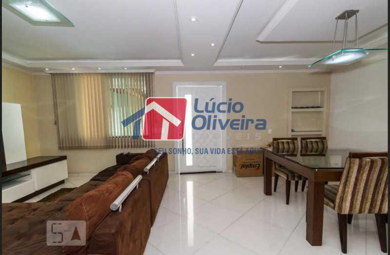 7 sala. - Casa em Condomínio à venda Rua Francisco Scarambone,Vista Alegre, Rio de Janeiro - R$ 1.200.000 - VPCN30009 - 5