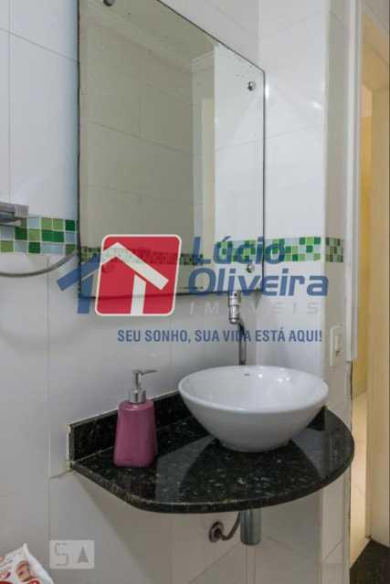 8 banheiro. - Casa em Condomínio à venda Rua Francisco Scarambone,Vista Alegre, Rio de Janeiro - R$ 1.200.000 - VPCN30009 - 13