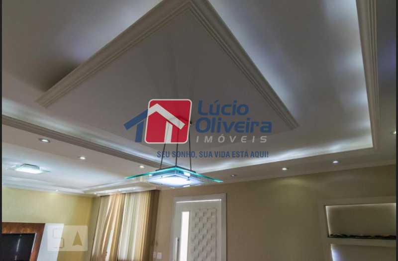 8sala. - Casa em Condomínio à venda Rua Francisco Scarambone,Vista Alegre, Rio de Janeiro - R$ 1.200.000 - VPCN30009 - 4
