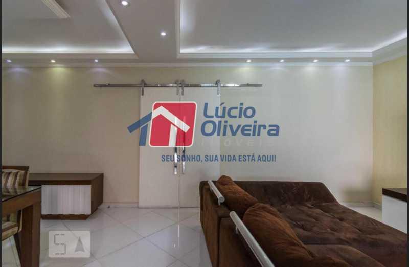 9 banheiro. - Casa em Condomínio à venda Rua Francisco Scarambone,Vista Alegre, Rio de Janeiro - R$ 1.200.000 - VPCN30009 - 8