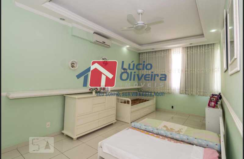 11quarto. - Casa em Condomínio à venda Rua Francisco Scarambone,Vista Alegre, Rio de Janeiro - R$ 1.200.000 - VPCN30009 - 16