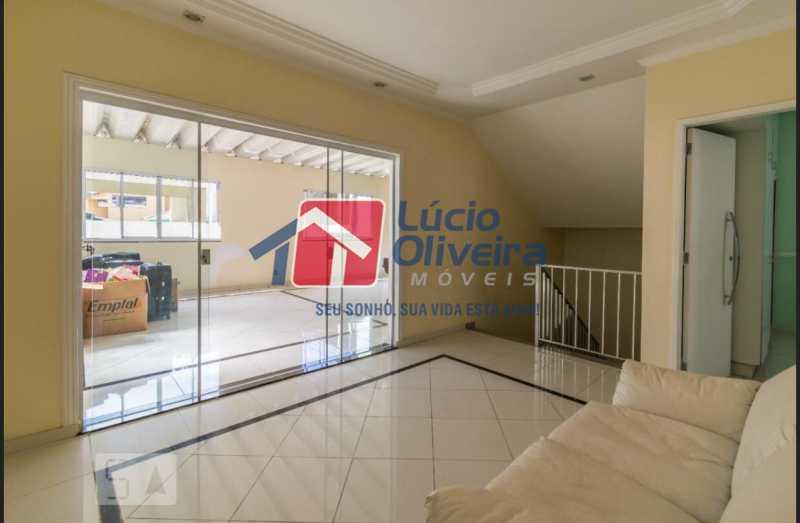 16 hall. - Casa em Condomínio à venda Rua Francisco Scarambone,Vista Alegre, Rio de Janeiro - R$ 1.200.000 - VPCN30009 - 15
