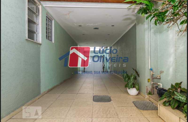 20 garagem. - Casa em Condomínio à venda Rua Francisco Scarambone,Vista Alegre, Rio de Janeiro - R$ 1.200.000 - VPCN30009 - 21