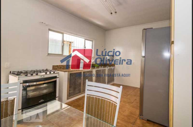 17 cozinha. - Casa em Condomínio à venda Rua Francisco Scarambone,Vista Alegre, Rio de Janeiro - R$ 1.200.000 - VPCN30009 - 23