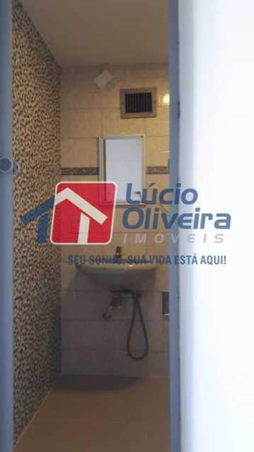 10-Banheiro 1. - Apartamento para venda 2 quartos. - VPAP21091 - 11