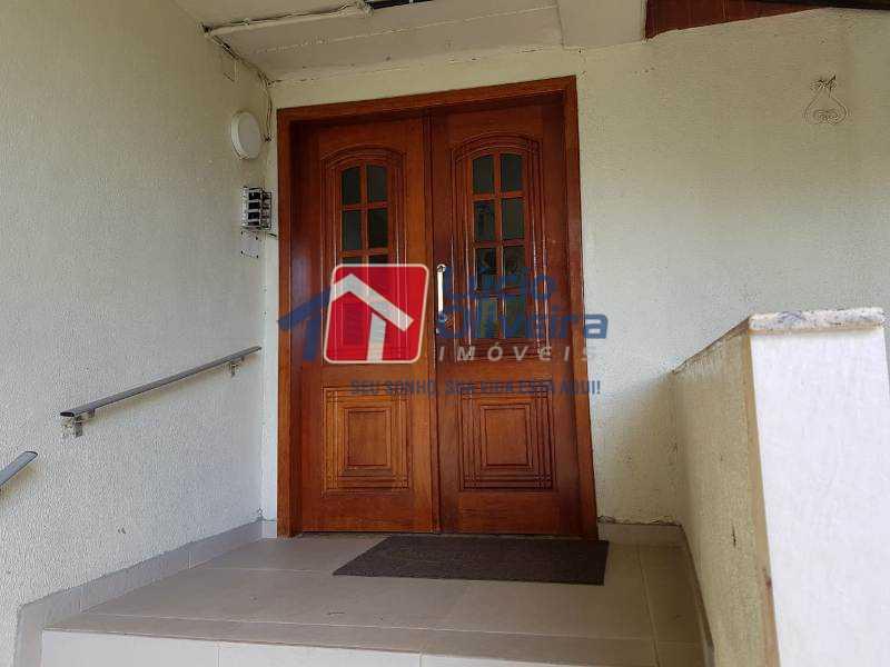 18-Portaria. - Apartamento para venda 2 quartos. - VPAP21091 - 18