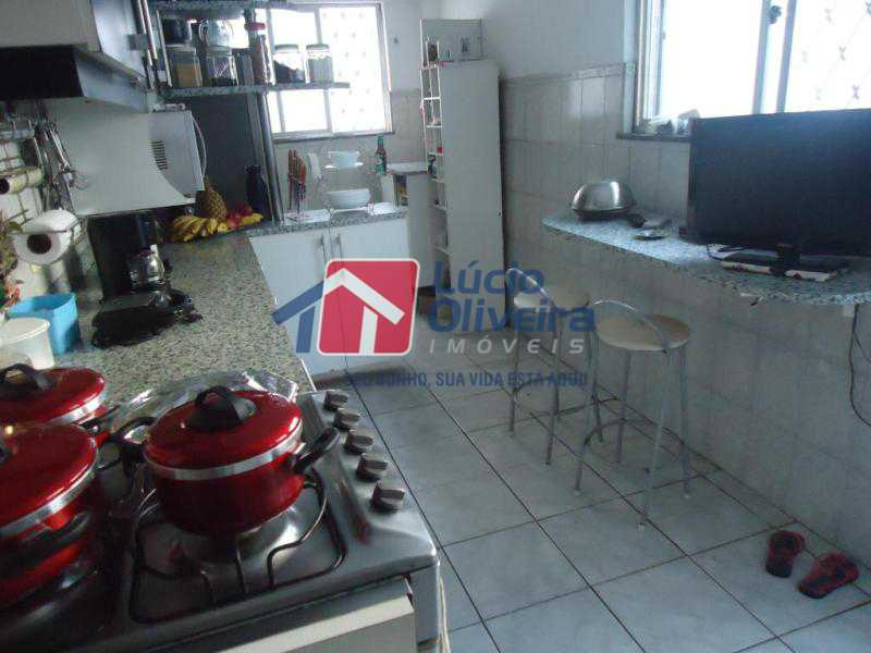 8-Cozinha... - Casa À Venda - Penha - Rio de Janeiro - RJ - VPCA30137 - 9