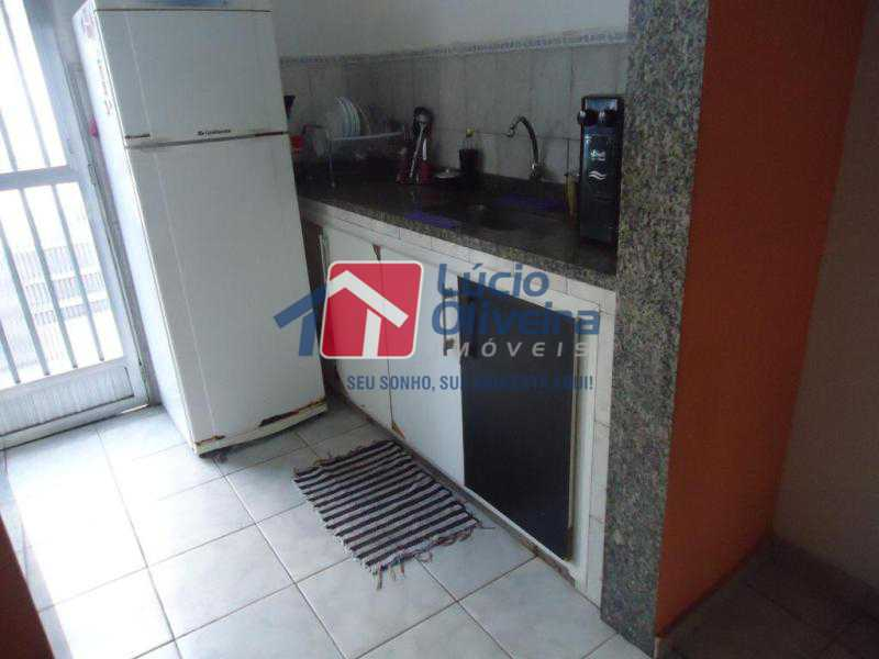 9-Cozinha.. - Casa À Venda - Penha - Rio de Janeiro - RJ - VPCA30137 - 10