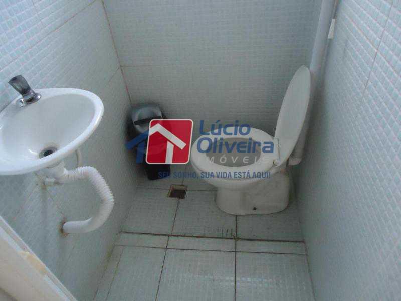 12-Banheiro Serviço - Casa À Venda - Penha - Rio de Janeiro - RJ - VPCA30137 - 13