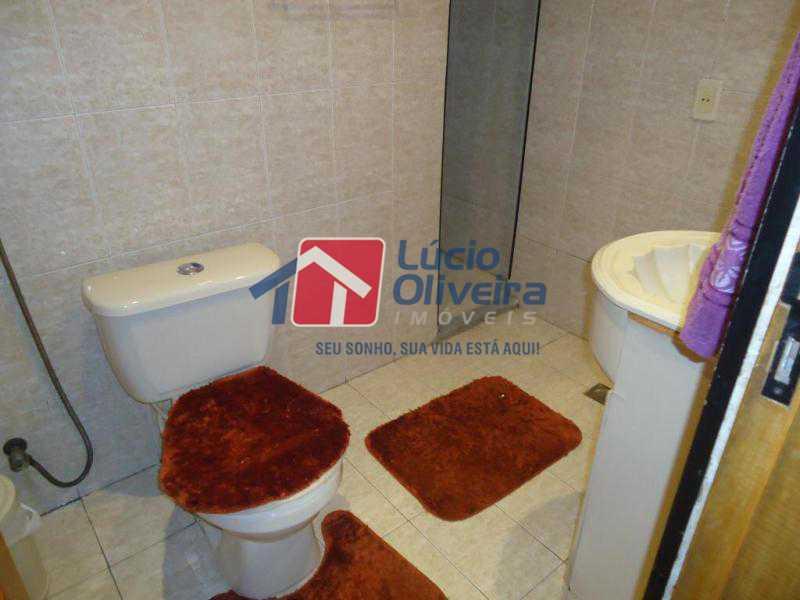 14-Banheiro social - Casa À Venda - Penha - Rio de Janeiro - RJ - VPCA30137 - 15