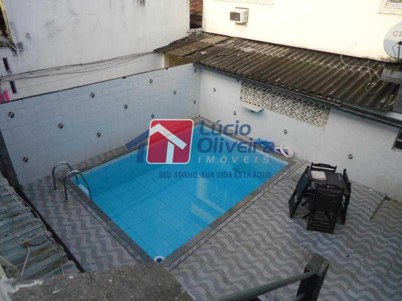 18-Quintal piscina - Casa À Venda - Penha - Rio de Janeiro - RJ - VPCA30137 - 19