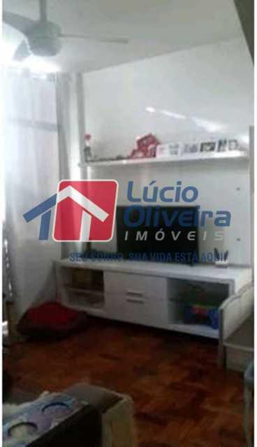 2-Sala - Apartamento À Venda - Vila Kosmos - Rio de Janeiro - RJ - VPAP21092 - 3