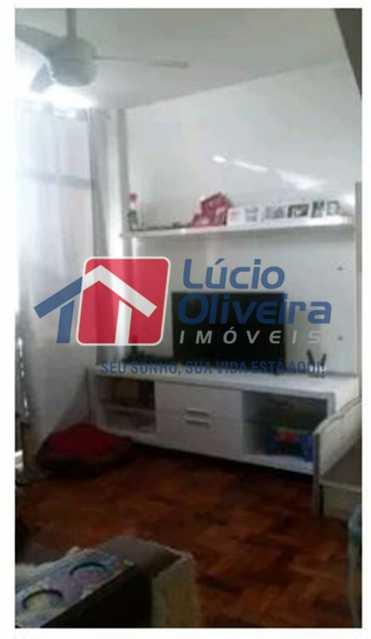 3-Sala.. - Apartamento À Venda - Vila Kosmos - Rio de Janeiro - RJ - VPAP21092 - 4