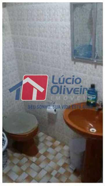 6-Banheiro Social - Apartamento À Venda - Vila Kosmos - Rio de Janeiro - RJ - VPAP21092 - 7