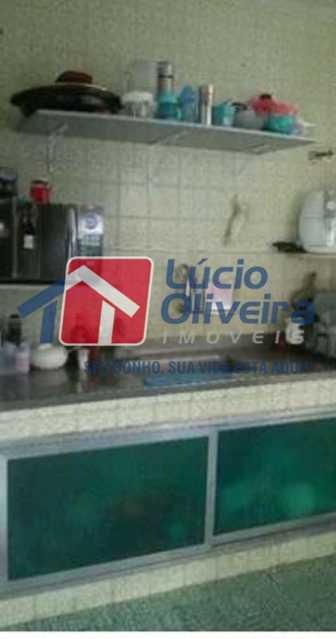 8-Cozinha - Apartamento À Venda - Vila Kosmos - Rio de Janeiro - RJ - VPAP21092 - 9