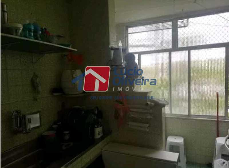 11-cozinha.. - Apartamento À Venda - Vila Kosmos - Rio de Janeiro - RJ - VPAP21092 - 12