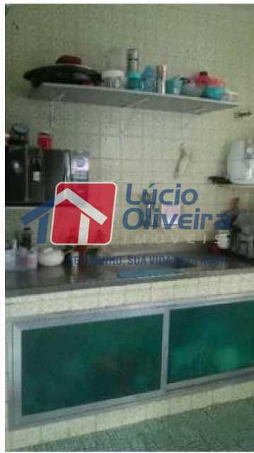 12-Cozinha. - Apartamento À Venda - Vila Kosmos - Rio de Janeiro - RJ - VPAP21092 - 13
