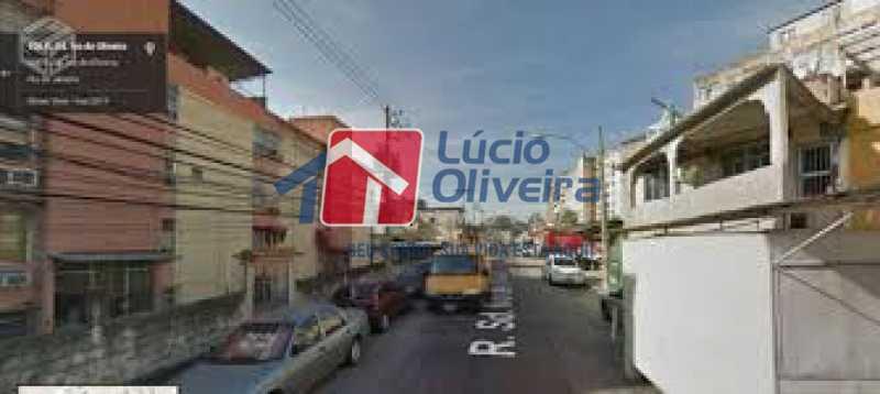 13-Area Externa - Apartamento À Venda - Vila Kosmos - Rio de Janeiro - RJ - VPAP21092 - 14