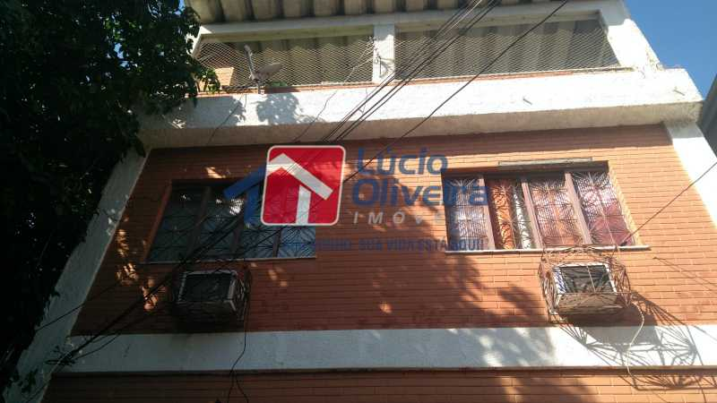 1 Frente - Casa 2 quartos à venda Olaria, Rio de Janeiro - R$ 390.000 - VPCA20205 - 1