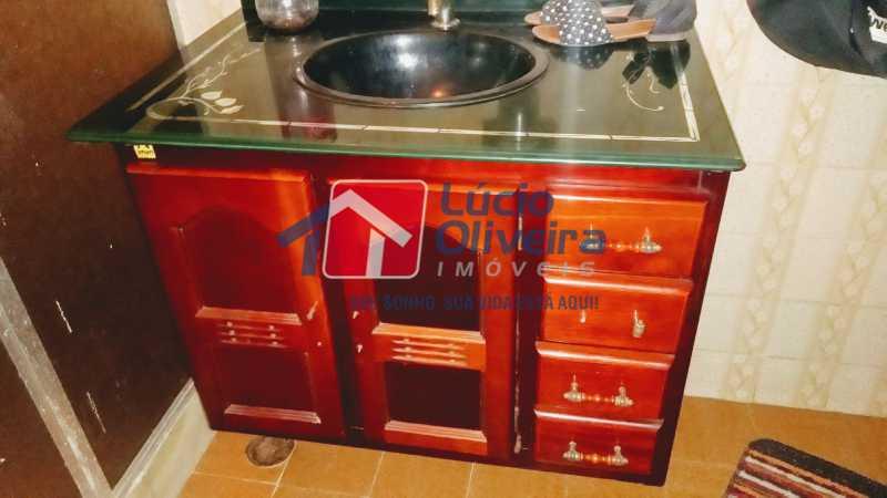 8 banheiro - 1ar - Casa 2 quartos à venda Olaria, Rio de Janeiro - R$ 390.000 - VPCA20205 - 9
