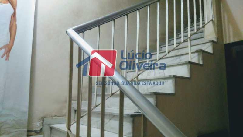 9 escada acesso ao segundoar - Casa 2 quartos à venda Olaria, Rio de Janeiro - R$ 390.000 - VPCA20205 - 10