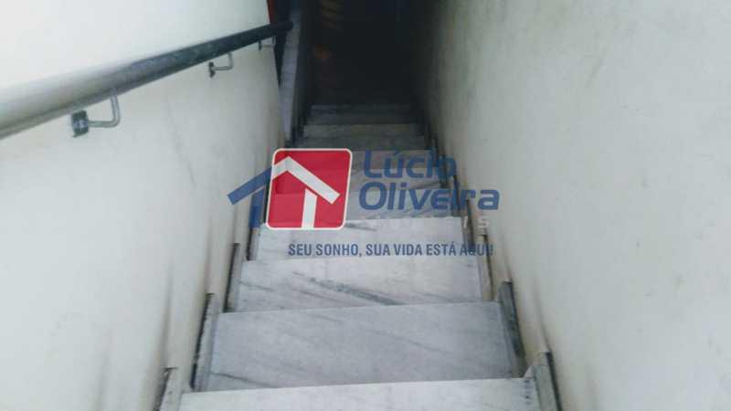 17 acesso ao terraço - Casa 2 quartos à venda Olaria, Rio de Janeiro - R$ 390.000 - VPCA20205 - 18