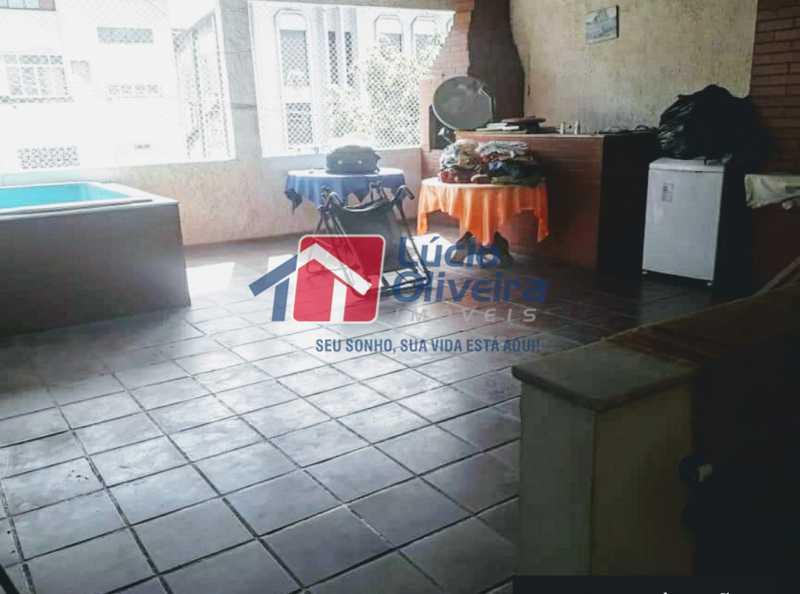 18 terraço. - Casa 2 quartos à venda Olaria, Rio de Janeiro - R$ 390.000 - VPCA20205 - 19