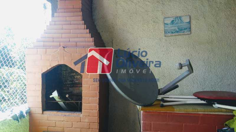 19 area gourmet - Casa À Venda - Olaria - Rio de Janeiro - RJ - VPCA20205 - 20