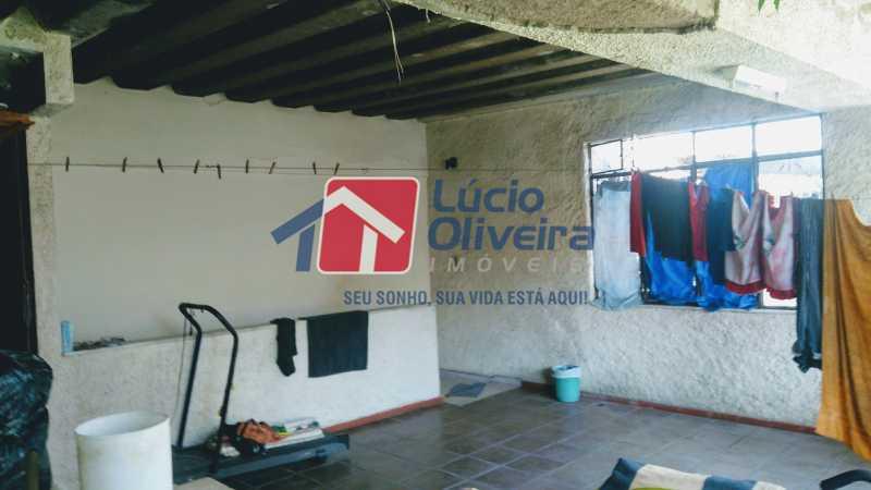 21 terraço - Casa 2 quartos à venda Olaria, Rio de Janeiro - R$ 390.000 - VPCA20205 - 22