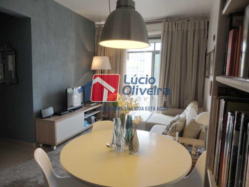 3 SALA - Apartamento 2 quartos, para venda. - VPAP21094 - 4