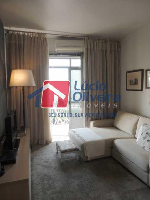 4 SALA - Apartamento 2 quartos, para venda. - VPAP21094 - 5