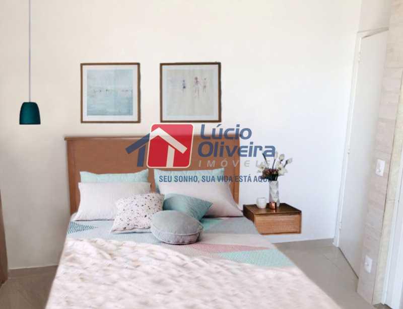 6 QTO CASAL - Apartamento 2 quartos, para venda. - VPAP21094 - 9