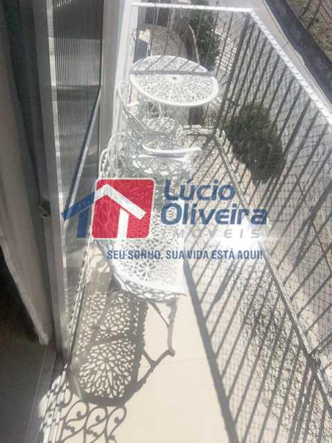 7 VARANDA - Apartamento 2 quartos, para venda. - VPAP21094 - 10