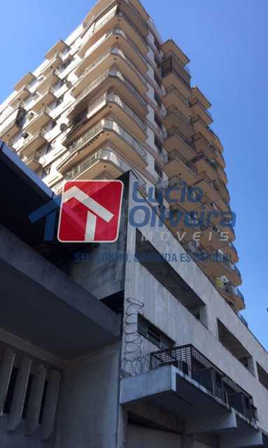 16 FACHADA - Apartamento 2 quartos, para venda. - VPAP21094 - 20