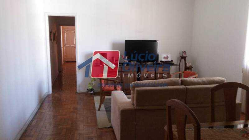 1-Sala.... - Casa à venda Rua Coronel Nunes Machado,Vila da Penha, Rio de Janeiro - R$ 475.000 - VPCA30139 - 3