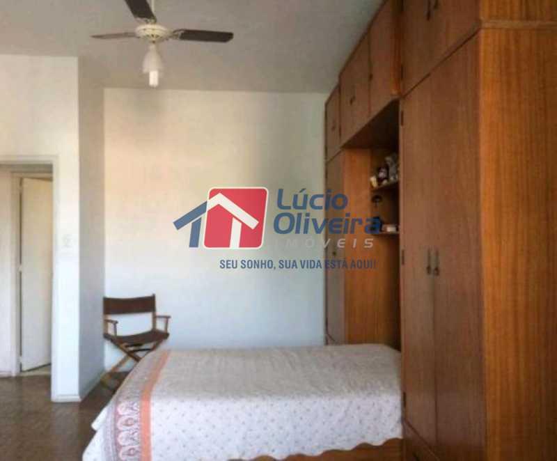 4-Quarto casal armarios - Casa à venda Rua Coronel Nunes Machado,Vila da Penha, Rio de Janeiro - R$ 475.000 - VPCA30139 - 6