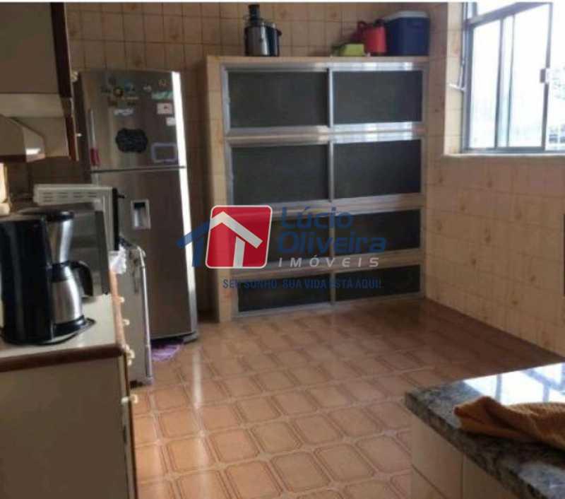11-Cozinha armarios - Casa à venda Rua Coronel Nunes Machado,Vila da Penha, Rio de Janeiro - R$ 475.000 - VPCA30139 - 13